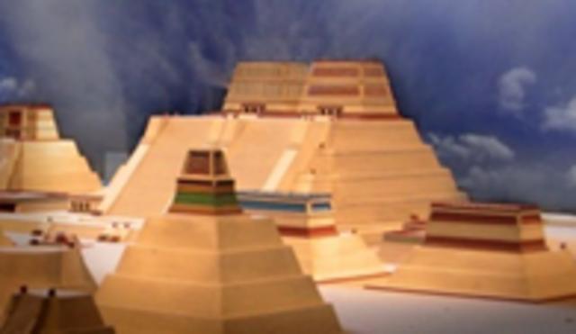 Aztecas Valle de Mexico
