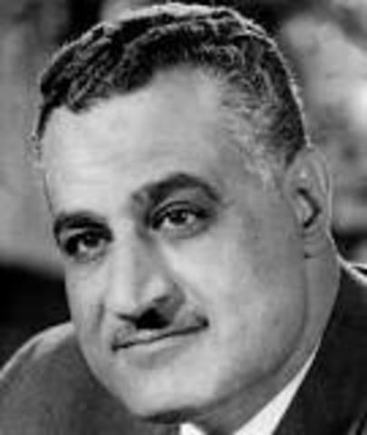 Nasser dies