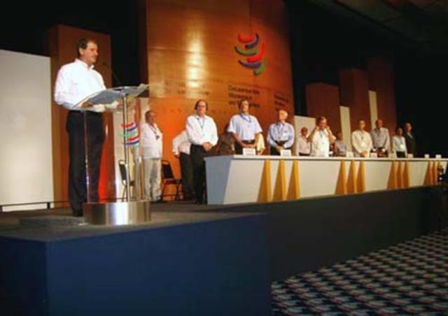 Quinta Conferencia Ministerial de la OMC
