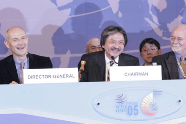 La Sexta Conferencia Ministerial de la OMC