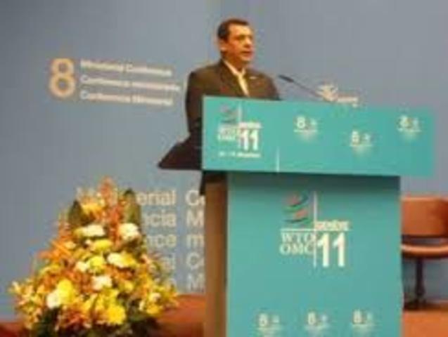 Octava Conferencia Ministerial de la OMC