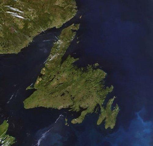 Cabot Claims Newfoundland