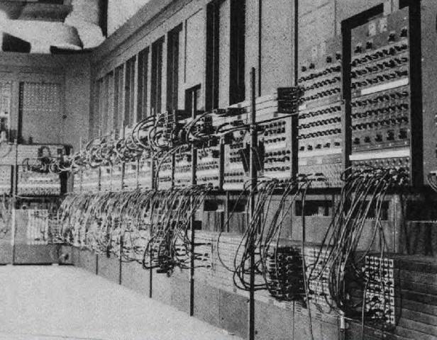 ordenadores electrónicos
