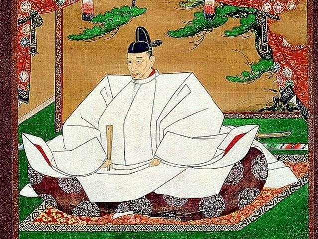 Toyotomi Hideyoshi invaded Shikoku