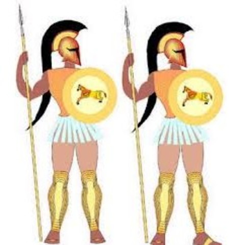 Rise of the Achaeans
