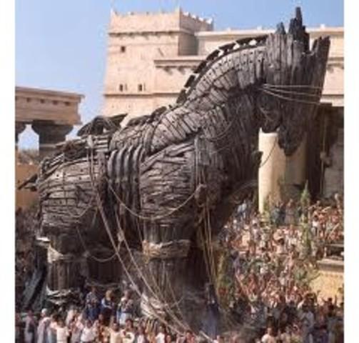Destruction of Troy
