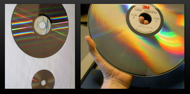 The first commercially available laserdisc system was available on the market late in 1978
