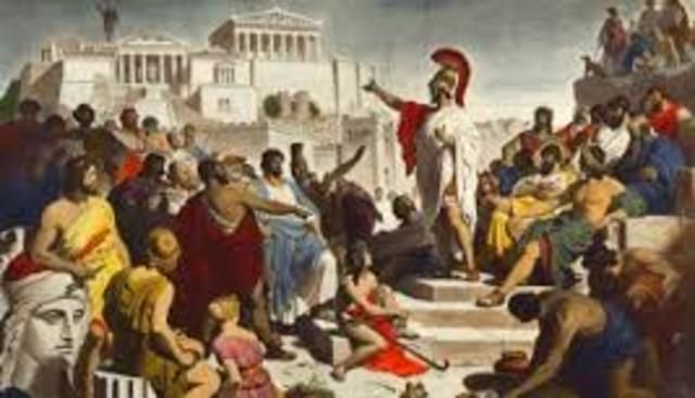 Death of Pericles