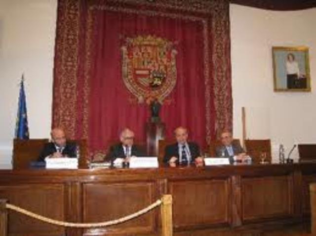 Carta del secretario general del Senado al magistrado Jaime Arrubla