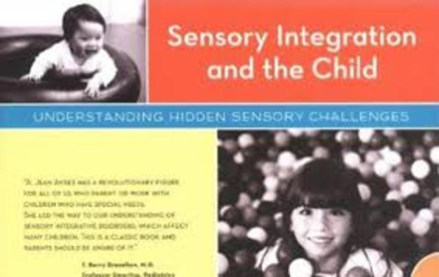 """Jean Ayers publishes book """"Sensory Integration and the Child"""""""