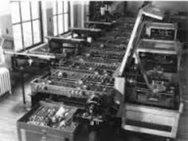 Computadora analógica (para ecuaciones diferenciales)