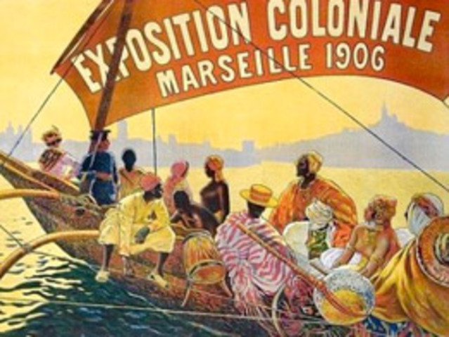 Expansión colonialista europea