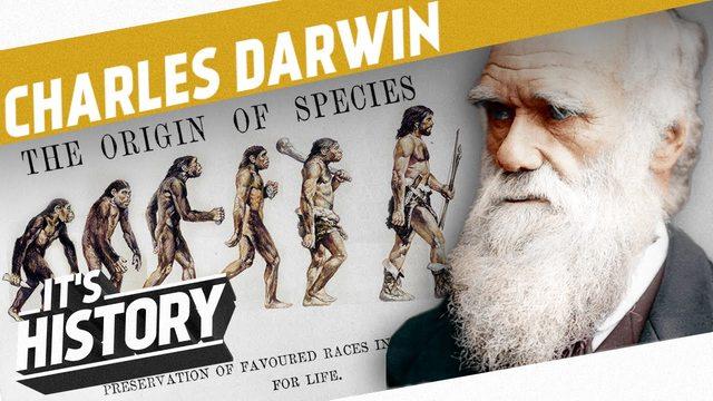 Charles Darwin publica el origen de las especies