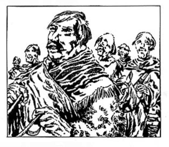 """""""Ebbe Skammelsøn"""" - Folkevise"""