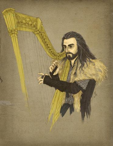 """""""Harpens kraft"""" - folkevise"""