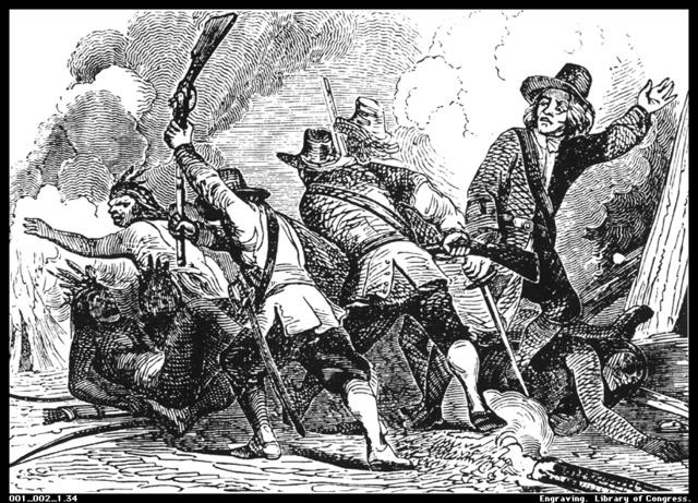 Pequot War(s)