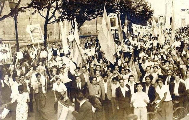 """Creación del """"Movimiento Nacional"""""""