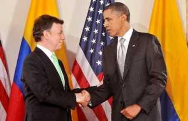 Casa Blanca confirmó primer encuentro entre Barack Obama y el presidente Juan Manuel Santos