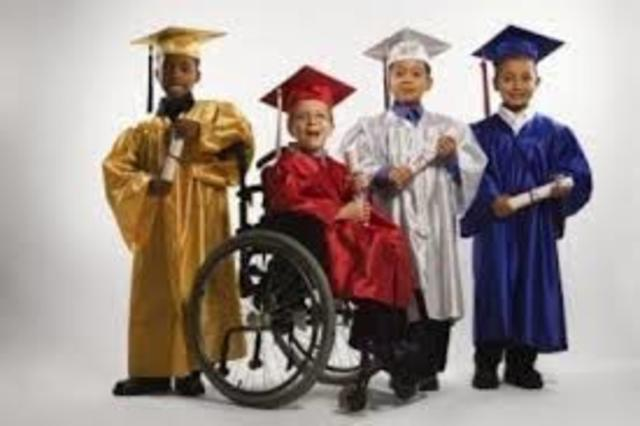Education of All Handicapped Children Act passed