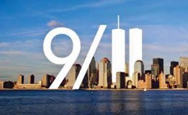 September 11th Word Trade Center Attack
