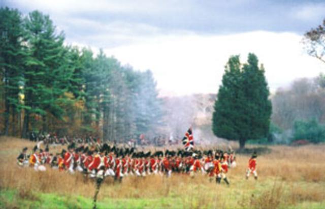 Battle Of The White Plains