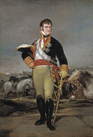 Restablecimiento de la Monarquía Absoluta (restauración de Fernando VII de Borbón)