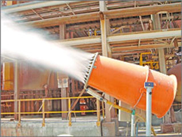 cañones de partículas