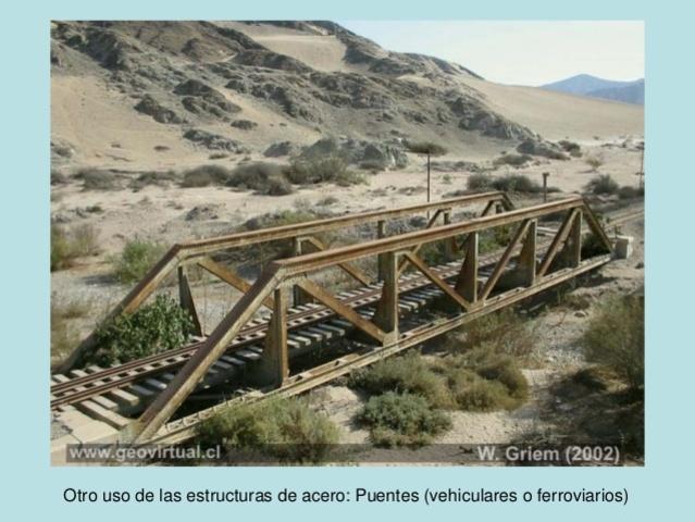Puentes pretensados, metálicos y mixtos