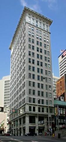 se contruye el Edificio Ingalls en cincinnati