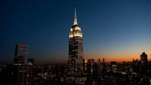 Empire State Building en New York