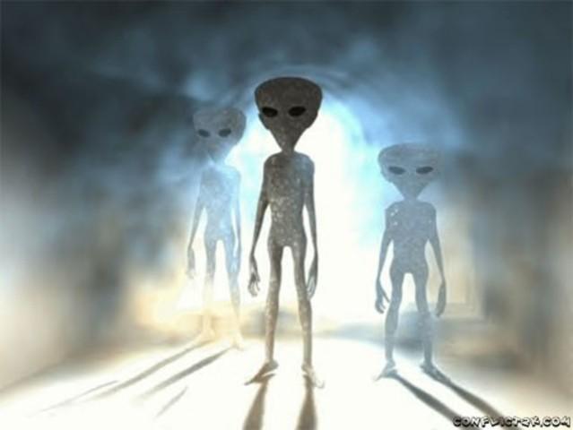 la onu y los extraterrestres!