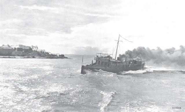 Ocupación de Larache y Alcazarquivir .