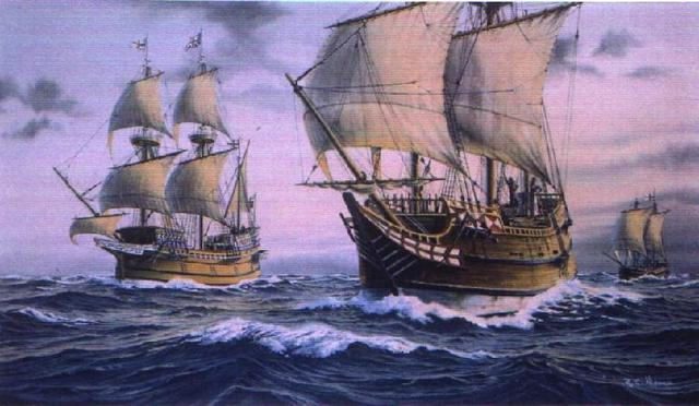 Trade and Navigation Acts of 1651, 1660, 1696
