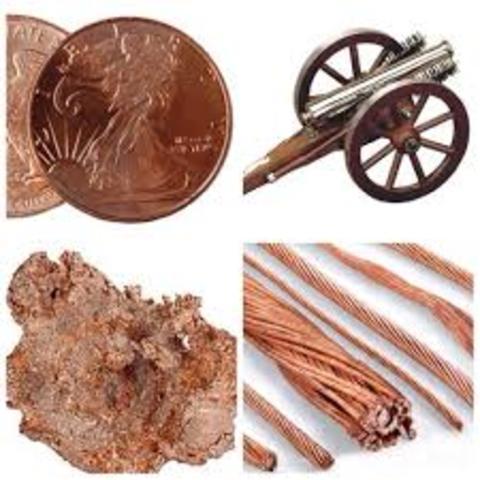 La Edad De Los Metales: Edad Del Cobre o Calcolítico