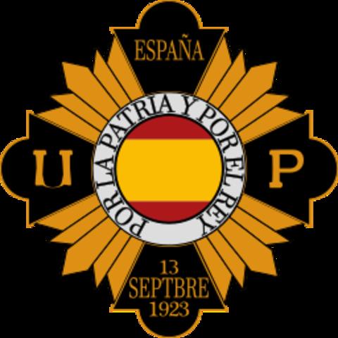 Fundación de la Unión Patriótica.