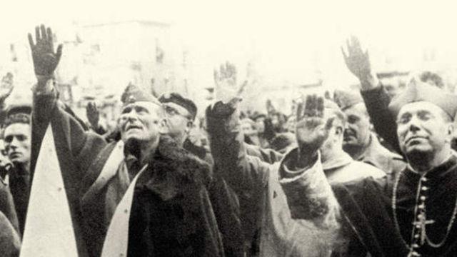 Alzamiento militar del 18 de Julio.