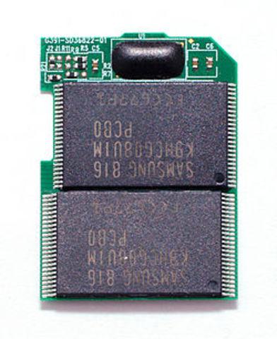 targeta de memoria flash