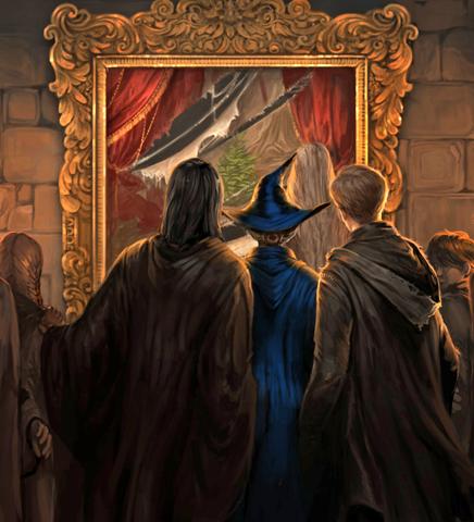Sirius Black's Attack
