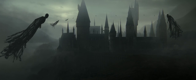 Substitute Snape and Quidditch Dementors