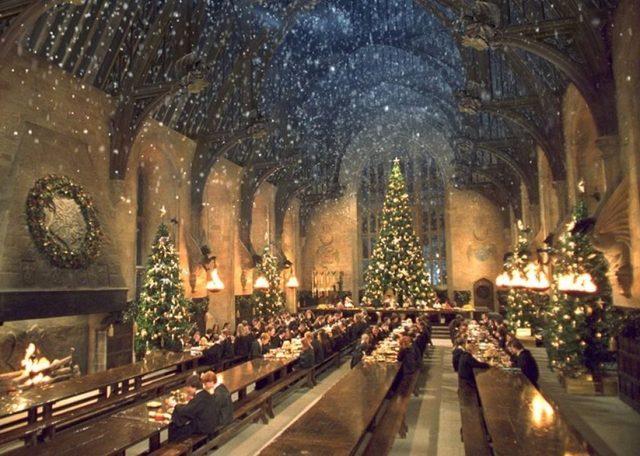 Christmas and the Firebolt