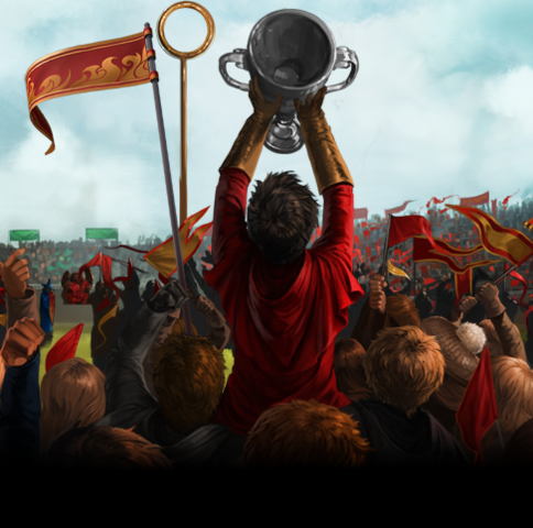 Gryffindor Victory