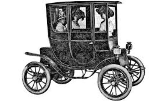 el primer cotxe