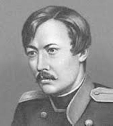 Шокан Уалиханов о Гурьеве