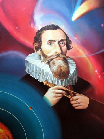 Astronomia Nova (Kepler, 1609)