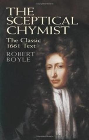 Sceptical Chymist (Boyle, 1661)
