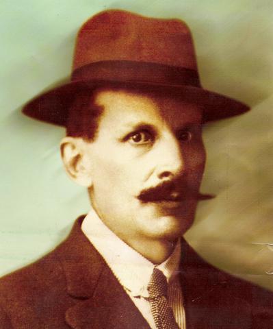 1904 Rafael Uribe Uribe