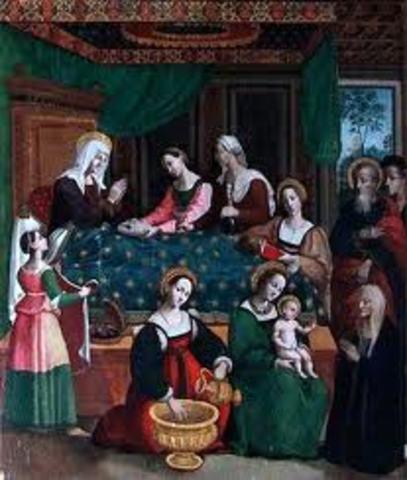 Las nodrizas aparecen en el siglo XIII