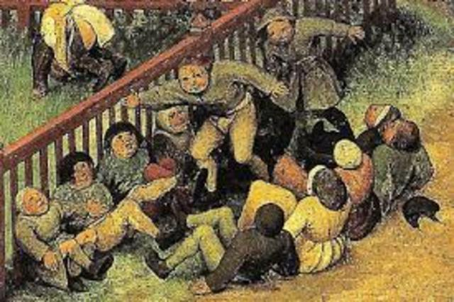 Familias campesinas del siglo XVI