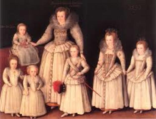 El niño como adulto pequeño (Siglos XVI y XVII)