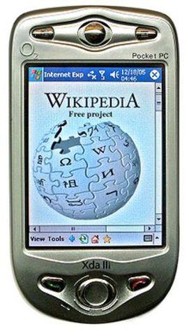 Poket PC, Phone Edition de Microsoft